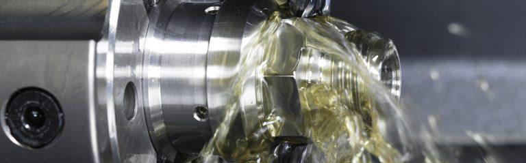 Castrol Hysol MB 50 per la produzione di componenti aereospaziali